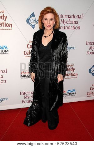 Kat Kramer at the International Myeloma Foundation's 3rd Annual Comedy Celebration for the Peter Boyle Memorial Fund, Wilshire Ebell Theater, Los Angeles, CA. 11-07-09