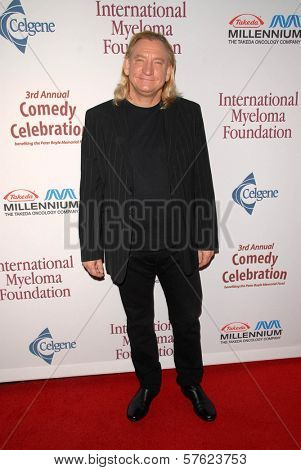 Joe Walsh at the International Myeloma Foundation's 3rd Annual Comedy Celebration for the Peter Boyle Memorial Fund, Wilshire Ebell Theater, Los Angeles, CA. 11-07-09