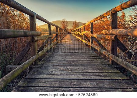 Little Wood Bridge