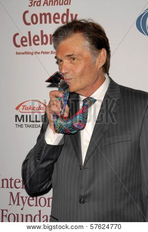 Fred Willard at the International Myeloma Foundation's 3rd Annual Comedy Celebration for the Peter Boyle Memorial Fund, Wilshire Ebell Theater, Los Angeles, CA. 11-07-09
