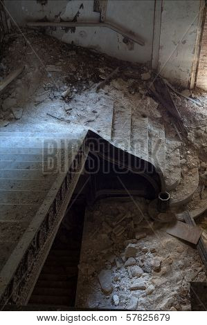 Old Stairway