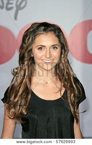 Alyson Stoner at the
