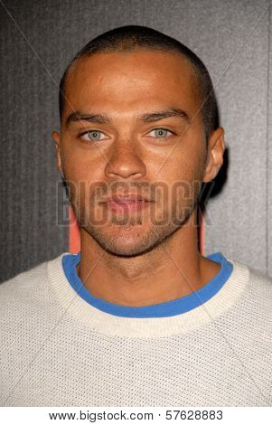 Jesse Williams  at the TV GUIDE Magazine's Hot List Party, SLS Hotel, Los Angeles, CA. 11-10-09