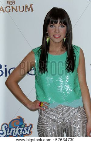 Carly Rae Jepsen at the 2012 Billboard Music Awards Press Room, MGM Grand, Las Vegas, NV 05-20-12