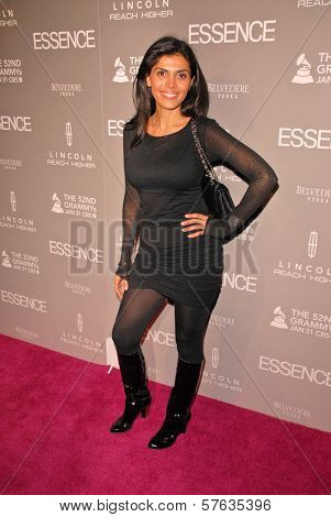 Sheila Shaw at the ESSENCE Black Women in Music celebration honoring Mary J. Blige, Sunset Tower Hotel, West Hollywood, CA. 01-27-10