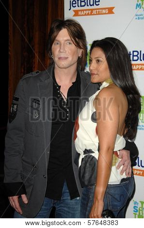 Johnny Rzeznik at the JetBlue Airways and VH1 Save the Music Party. MyHouse, West Hollywood, CA. 06-17-09