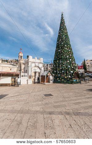 Orthodox Christmas In Nazareth