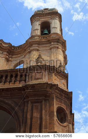 Belltower, Trapani Cathedral