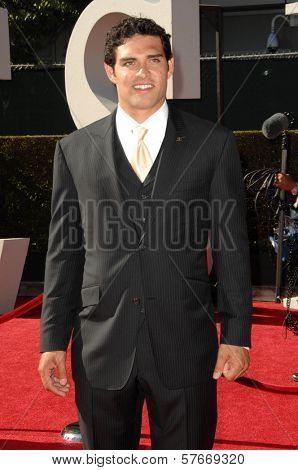 Mark Sanchez at the 17th Annual ESPY Awards. Nokia Theatre, Los Angeles, CA. 07-15-09
