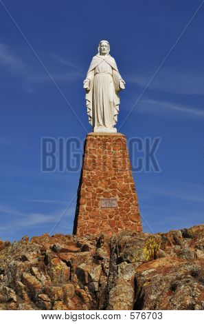 Christ Of The Wichitas