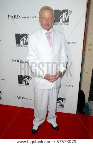 Elliot Mintz  at the MTV Screening of 'Paris, Not France'. Majestic Crest Theater, Westwood, CA. 07-22-09