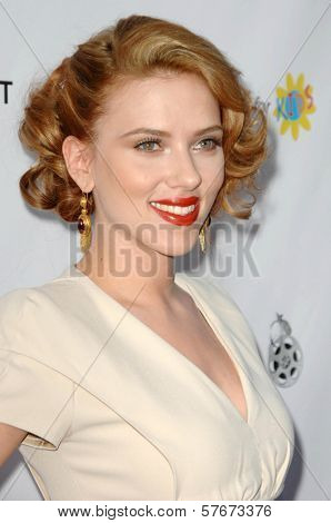 Scarlett Johansson  at the Opening Night Of LA Shorts Fest '09. Laemmle's Sunset 5, West Hollywood, CA. 07-23-09
