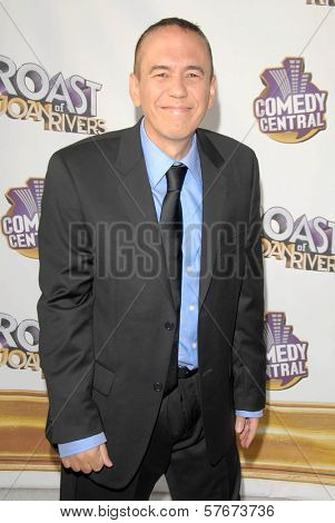 Gilbert Gottfried at Comedy Central's Roast of Joan Rivers. CBS Studios, Los Angeles, CA. 07-26-09