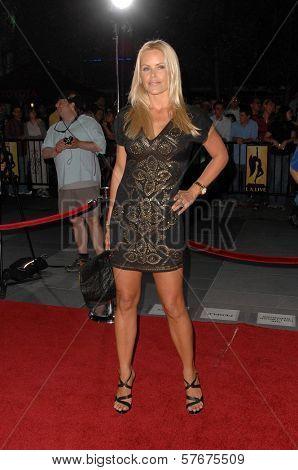Gena Lee Nolin at the Los Angeles Premiere of 'XGames 3D - The Movie'. Nokia Theatre, Los Angeles, CA. 07-30-09
