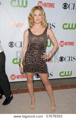 Brooke D'Orsay at the CBS, CW and Showtime All-Star Party. Huntington Library, Pasadena, CA. 08-03-09