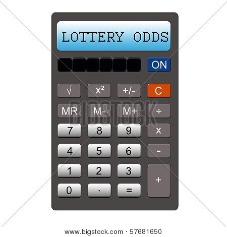 Lottery Odds Calculator