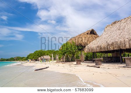 Playa Blanca Beach Huts