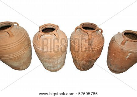 Traditional Ancient Greek amphora