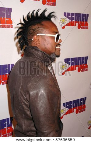 Apl.de.Ap  at the Jeepney Music Launch Party. ECCO, Hollywood, CA. 08-11-09