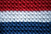 image of holland flag  - old Holland  - JPG