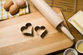 Baking Cookies With Love
