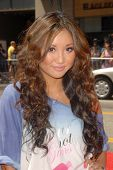 Brenda Song at the World Premiere of 'G-Force'. El Capitan Theatre, Hollywood, CA. 07-19-09