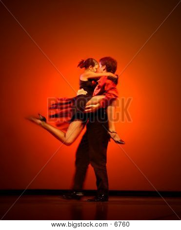 Classical Dancers 2