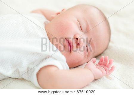 Baby take nap