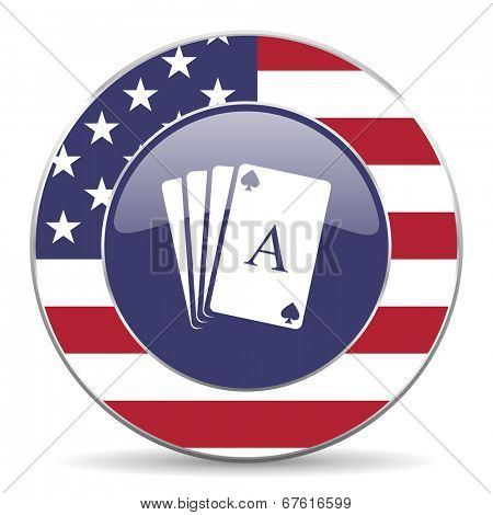 card american icon