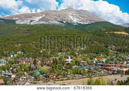 Spring In Breckenridge