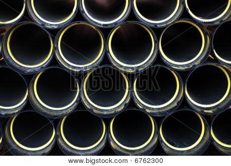 Tubos de PVC