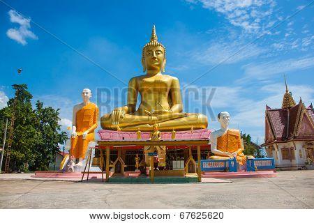 Wat Khlong Rua, Phitsanulok, Thailand