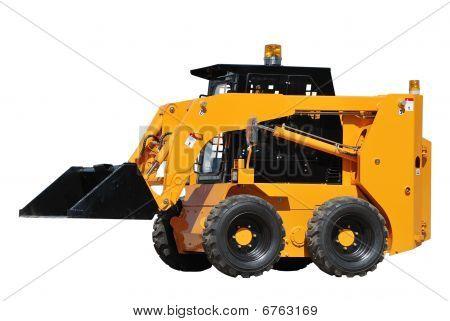 Skid Steer Loader Bulldozer