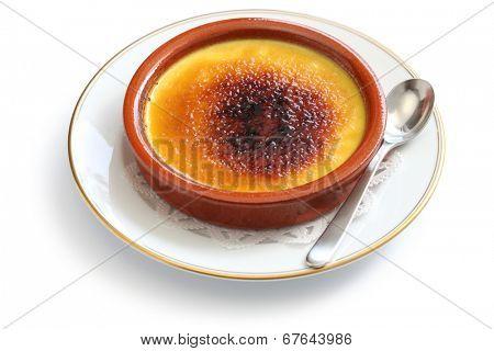 crema catalana, catalan cream, spanish dessert