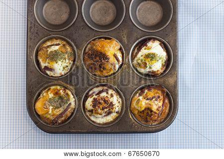 Making Paleo Muffins