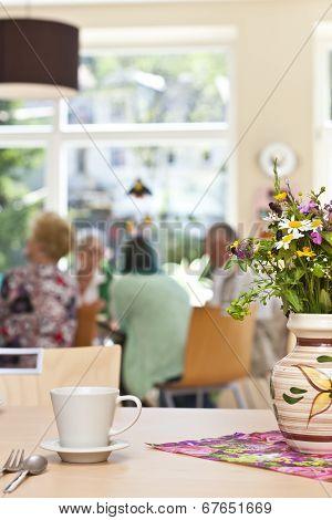 Senior Community In A Retirement Home
