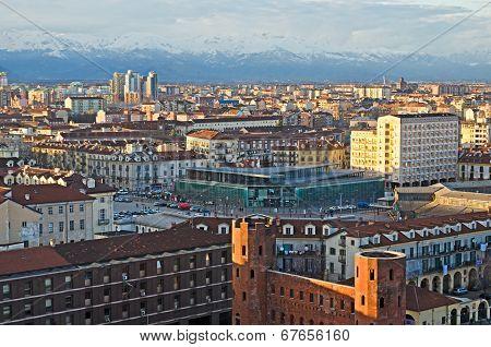 Turin (torino), Porta Palazzo