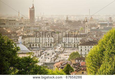 Turin (torino), Piazza Vittorio