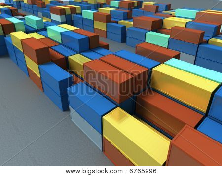Containers site