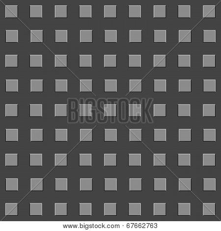 Dark Grey Squares Seamless