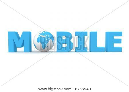 Mobile World Blue