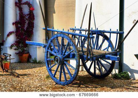 Carroça Azul