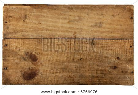 The Really Old Wooden Board
