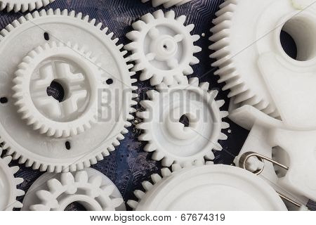 The Plastic Gear