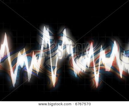 Bouncing Frequency Waves