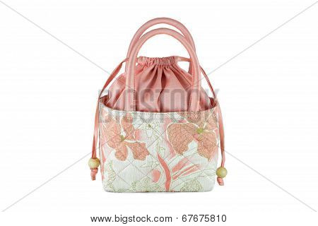 Women's Handbags Made ​​from Silk