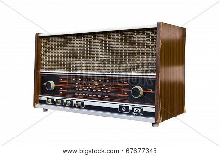 Old Radio Isolated1
