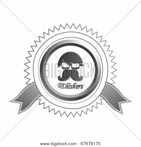Whiskers Mustache Guy Avatar