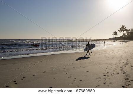 Rainbow Bay Beach Gold Coast