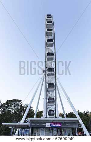 Brisbane Ferris Wheel at Southbank